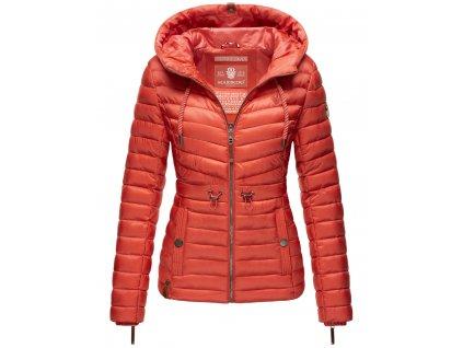 Dámska jarná-jesenná bunda Aniyaa Marikoo - CORAL