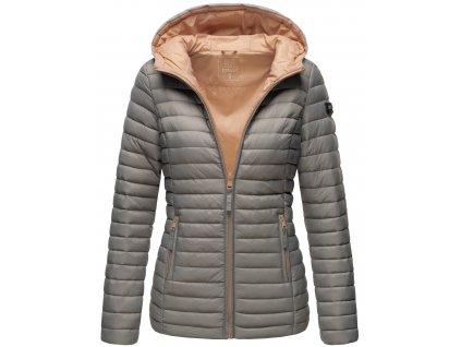 Dámska jarná-jesenná bunda Asraa Marikoo - GREY