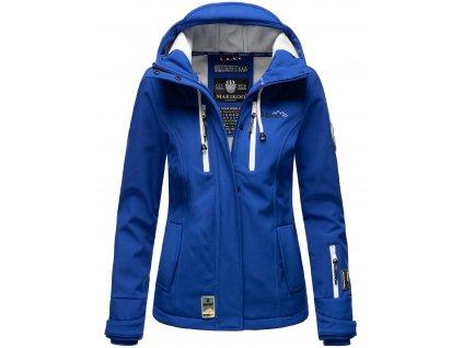 Dámska jarná / jesenná bunda KleineZicke Marikoo - ROYAL BLUE