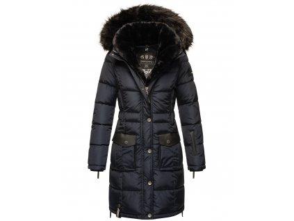 Dámska zimná bunda kabát Sinja Navahoo - NAVY
