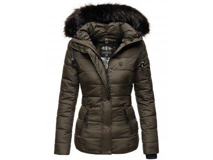 Dámska zimná bunda Zuckerbiene Navahoo - ANTRACITE