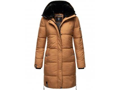 Dámska zimná bunda Strelizaa Navahoo - CAMEL