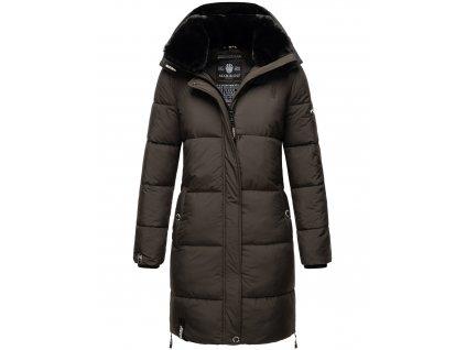 Dámska zimná bunda Strelizaa Navahoo - ANTRACITE