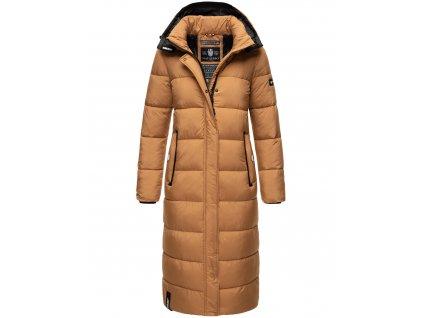 Dámska zimná bunda ISALIE Navahoo - CAMEL