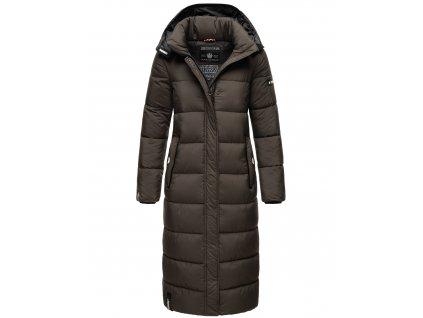 Dámska zimná bunda ISALIE Navahoo - ANTRACITE