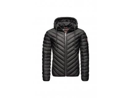Pánska jarná / jesenná prechodová bunda Fey Tun Navahoo - BLACK