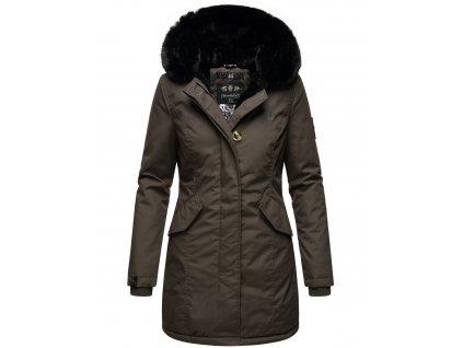 Dámska zimná bunda Karambaa Marikoo - ANTRACITE