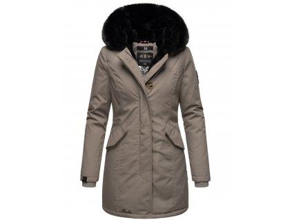Dámska zimná bunda Karambaa Marikoo - GREY