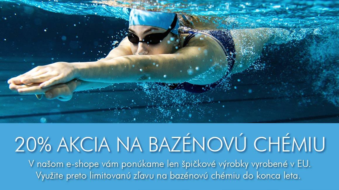 Mariner bazénová chémia