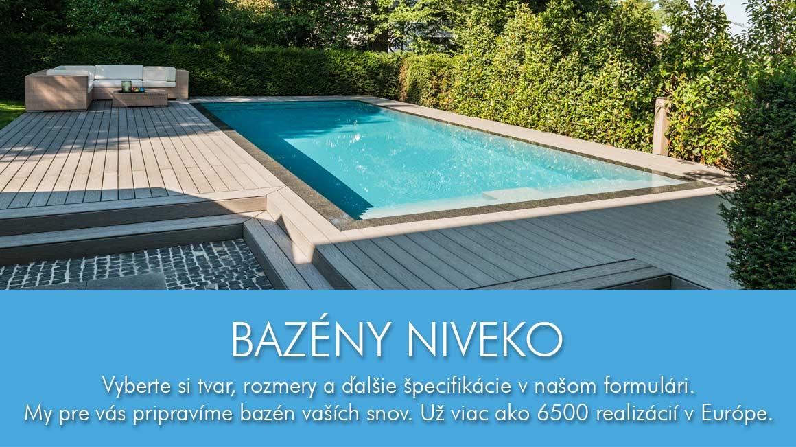 Niveko bazény