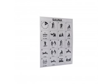 Návod sauna