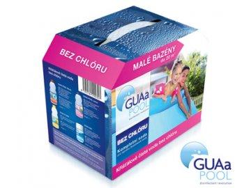 Sada bezchlórovej chémie GUAa pre malý bazén