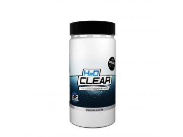 H2O CLEAR - oxidační prípravok slúžiaci ako vysoko účinné činidlo pro bezchlórovú oxidáciu vody vo vírivkách