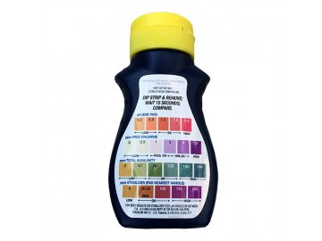 tester ph chlor alkalinita