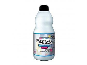24 bezchlorovy cistiaci dezinfekcny prostriedok odmastovanie povrchov h2o surface foaming x