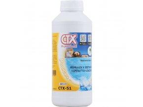 CTX-51 odstraňovač vápenatých usadenín 1L