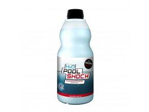 H2O FLOCK - koncentrovaný prípravok určený na vyvločkovanie drobných nečistôt a odstránenie zákalu bazénovej vody