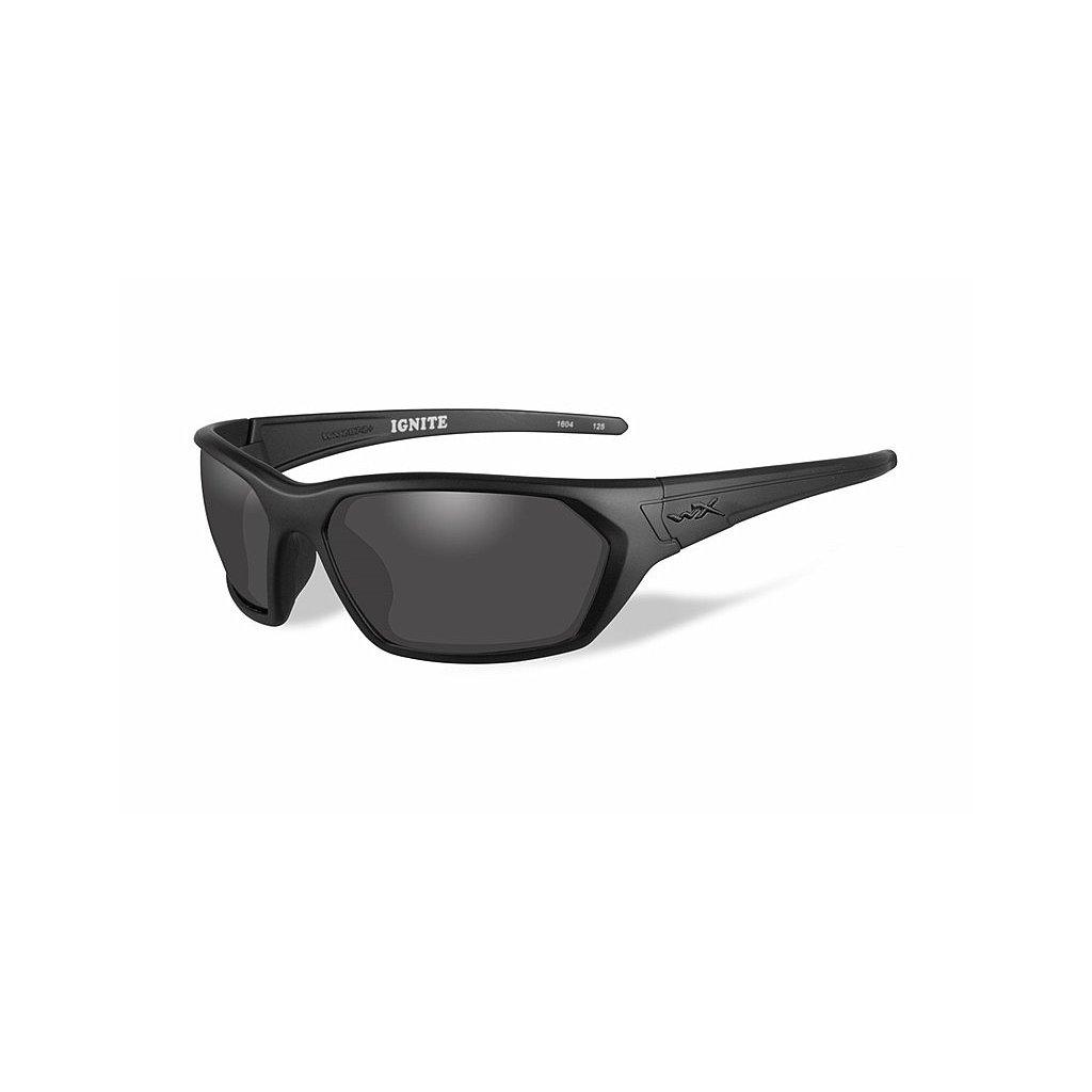 Střelecké Brýle Wiley X Ignite Smoke Grey