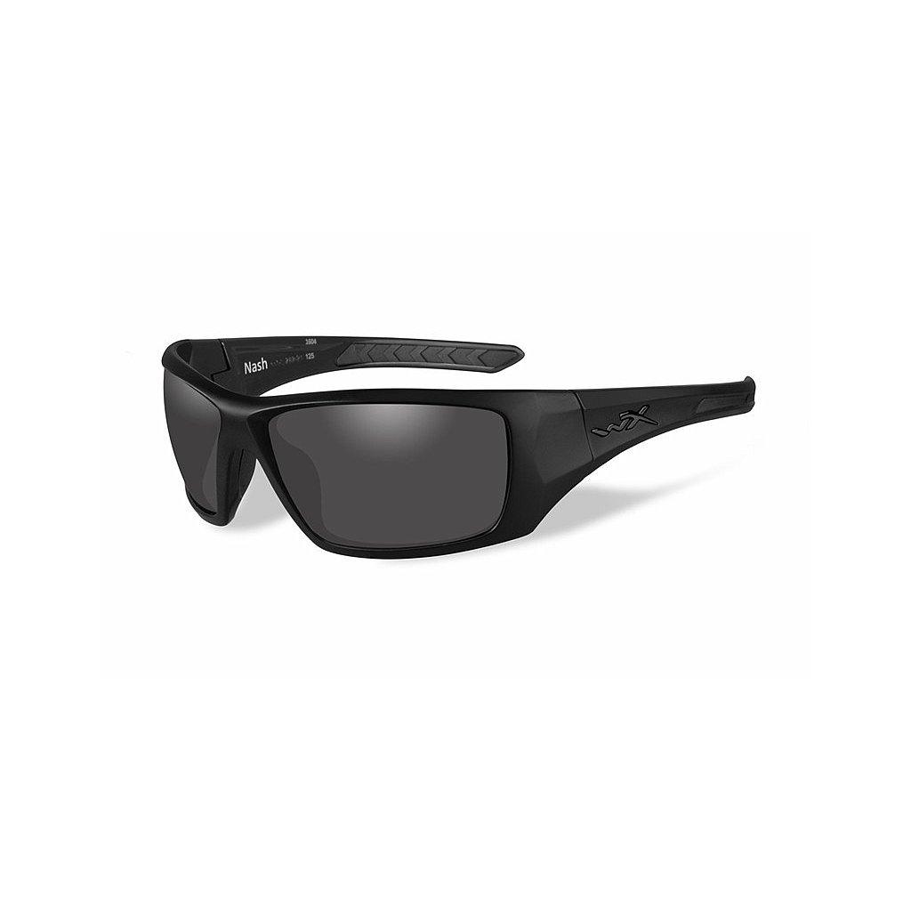 Střelecké Brýle Wiley X Nash Smoke Grey