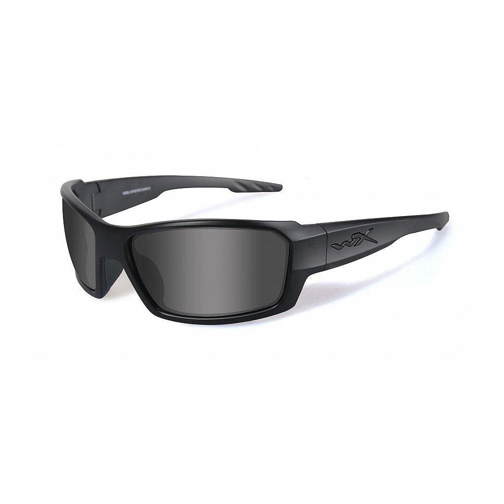 Střelecké Brýle Wiley X Rebel Black Ops Smoke Grey