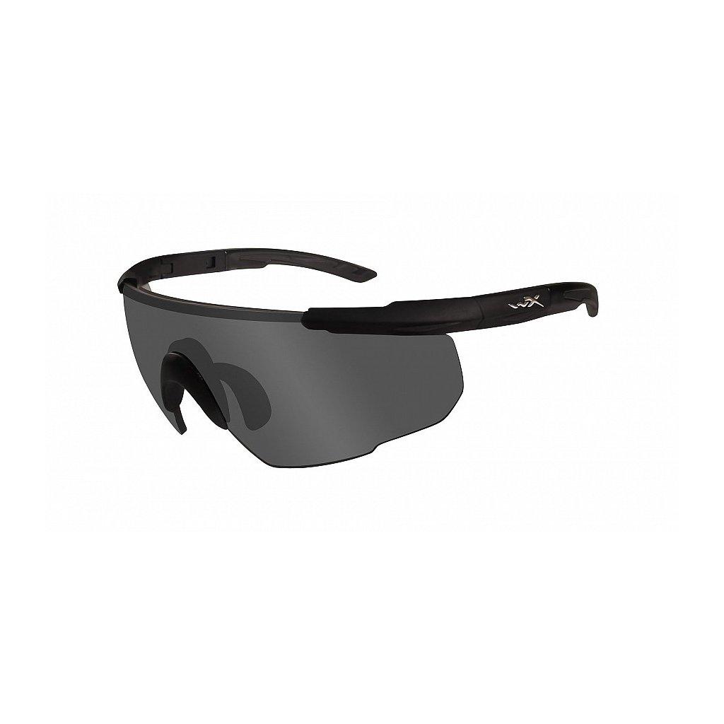 Střelecké Brýle Wiley X Saber Advanced Smoke Grey