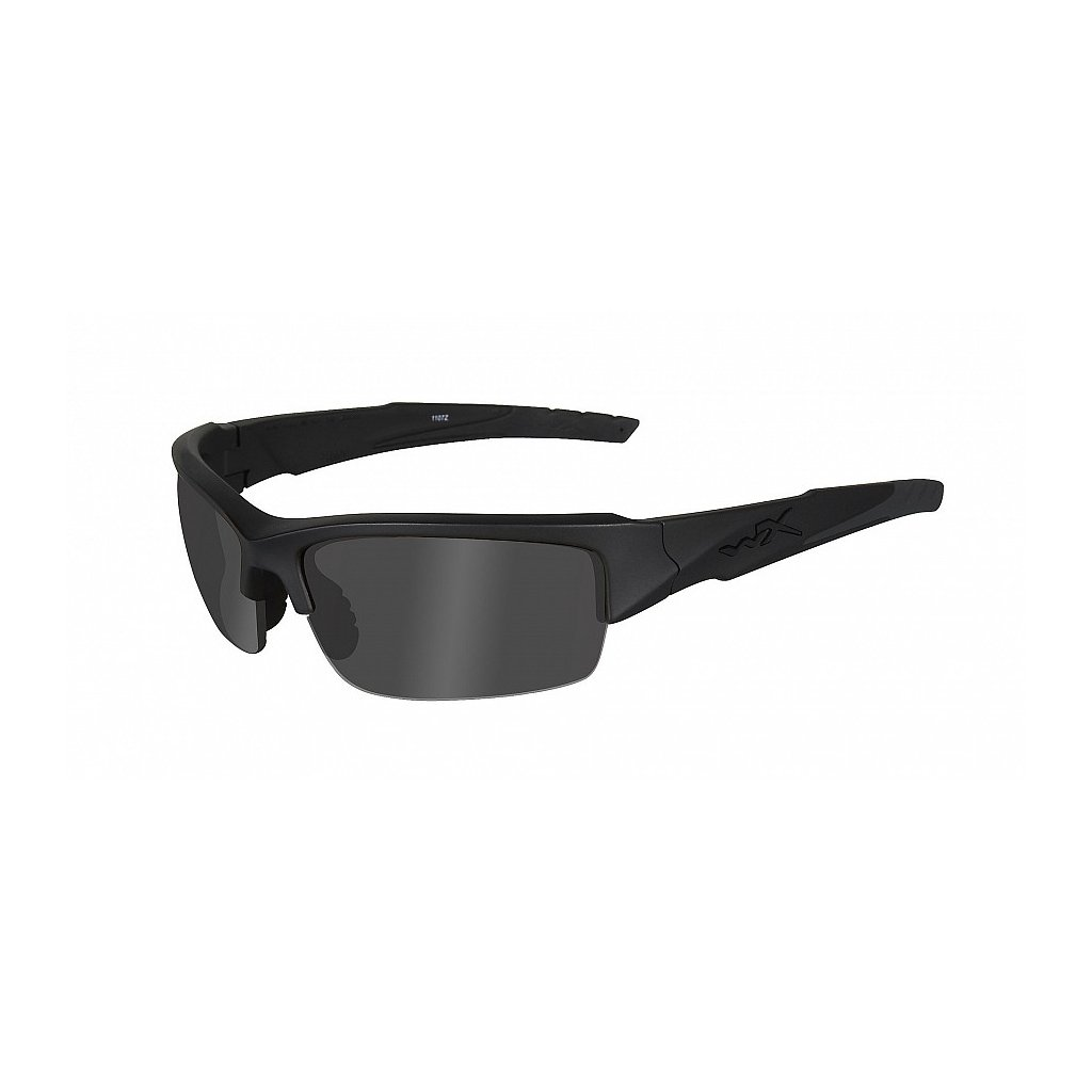 Střelecké Brýle Wiley X Valor Black Ops Smoke Grey