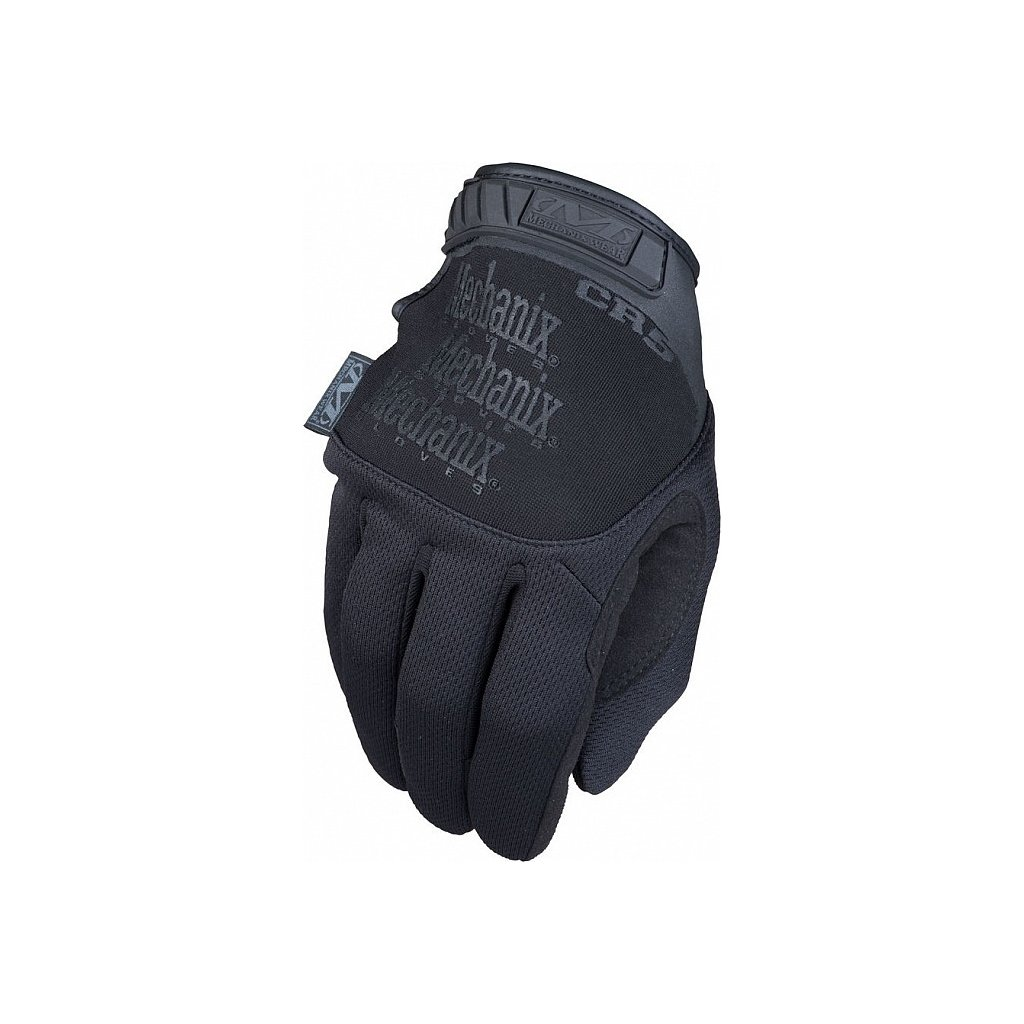 Rukavice Mechanix Pursuit CR5 Covert Černá