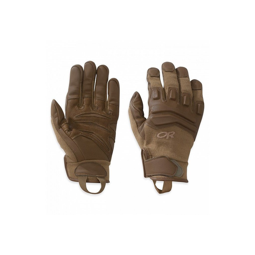 Rukavice Outdoor Research Firemark Sensor Coyote