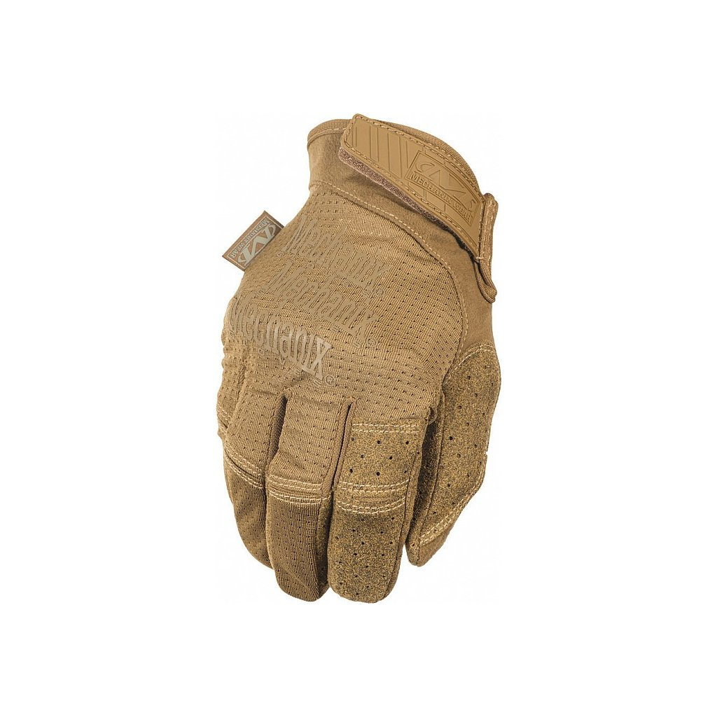 Rukavice Mechanix Specialty Vent Coyote Brown