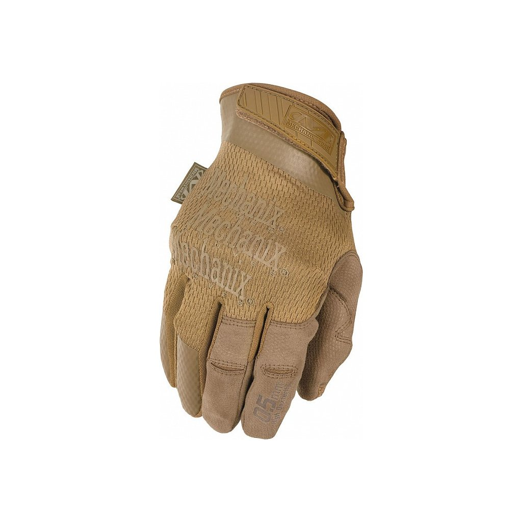 Rukavice Mechanix Speciality 0.5mm Coyote Brown