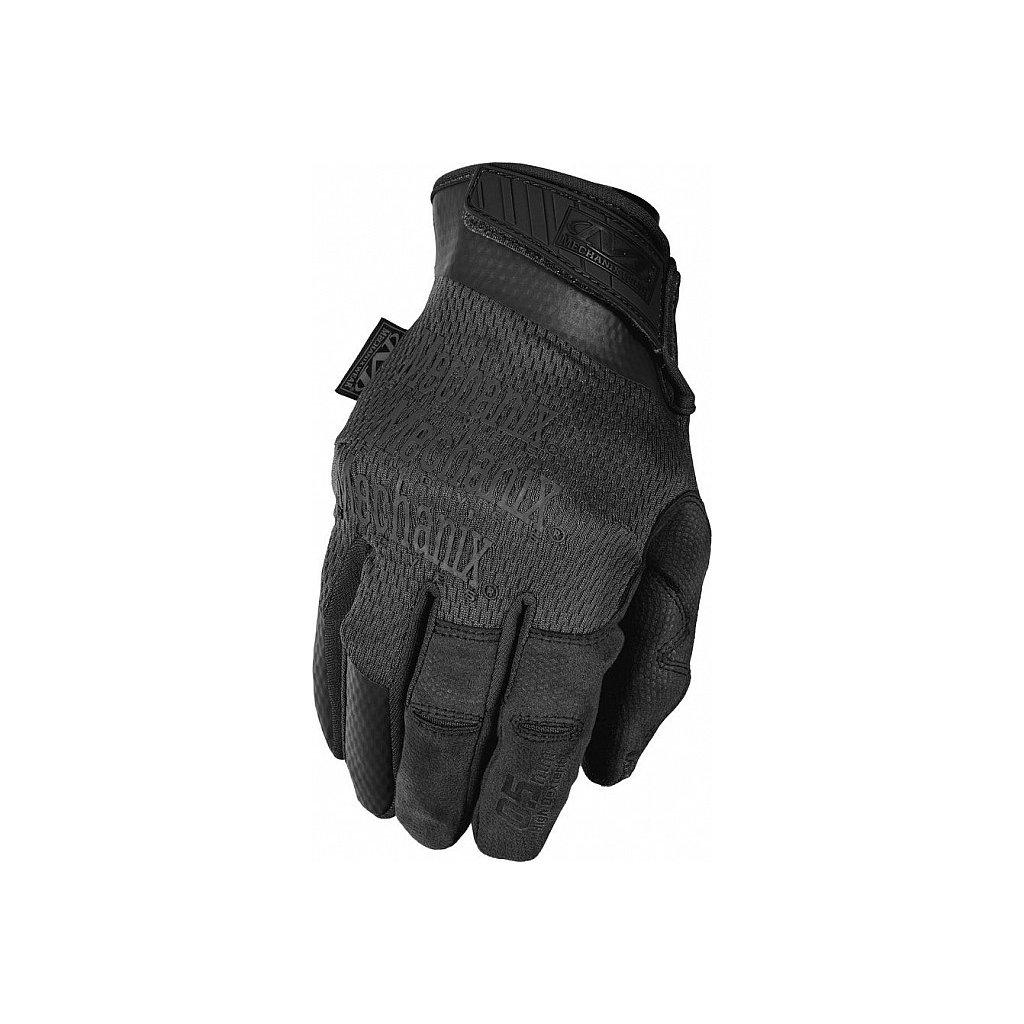 Rukavice Mechanix Speciality 0.5mm Covert Černá