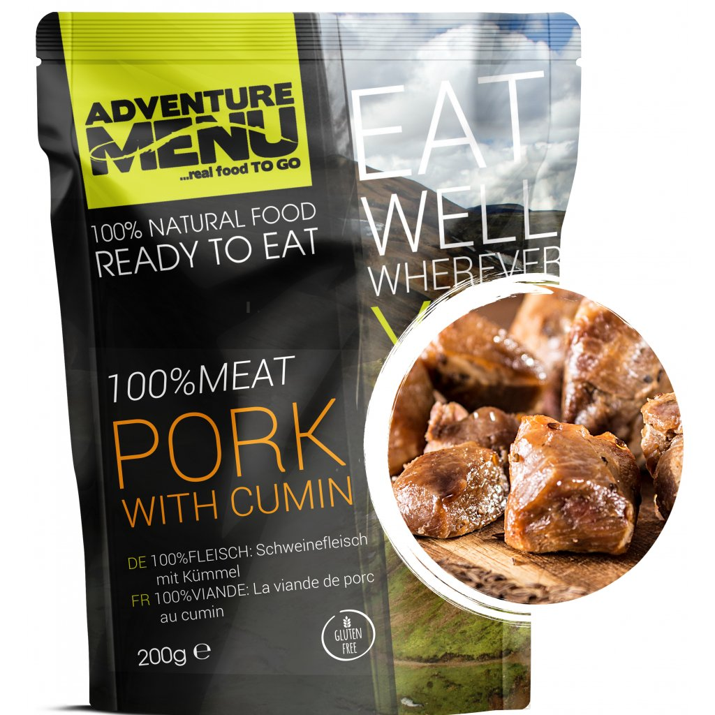 100 Pork Beef p