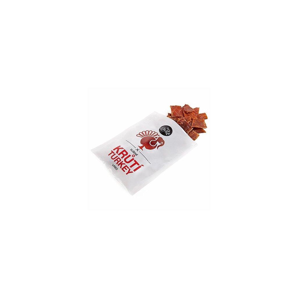 Sušené krůtí maso 25 gramů
