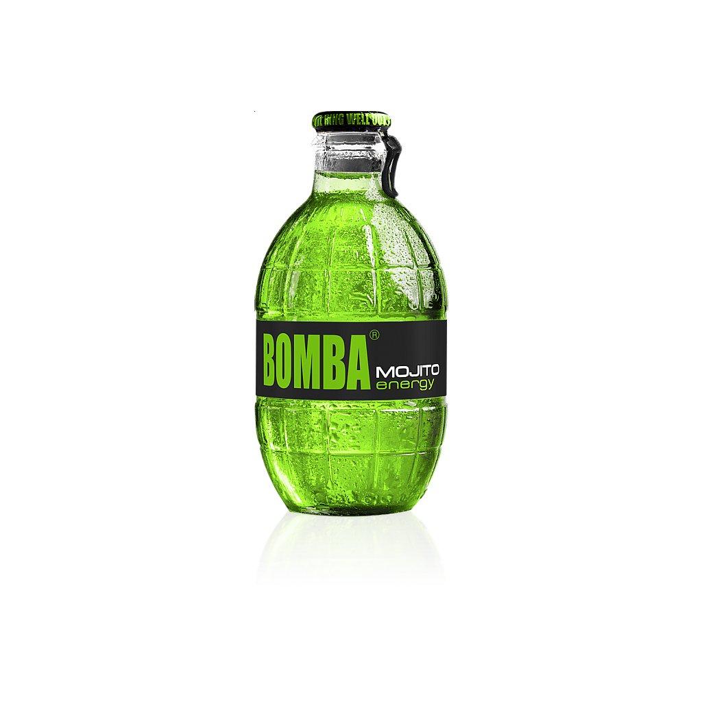 Energetický nápoj BOMBA! 250ml - Mojito