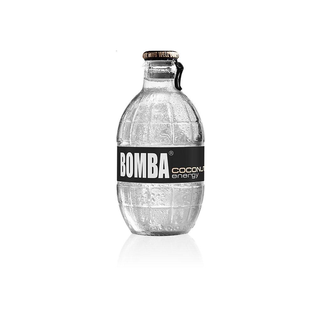 Energetický nápoj BOMBA! 250ml - Kokos