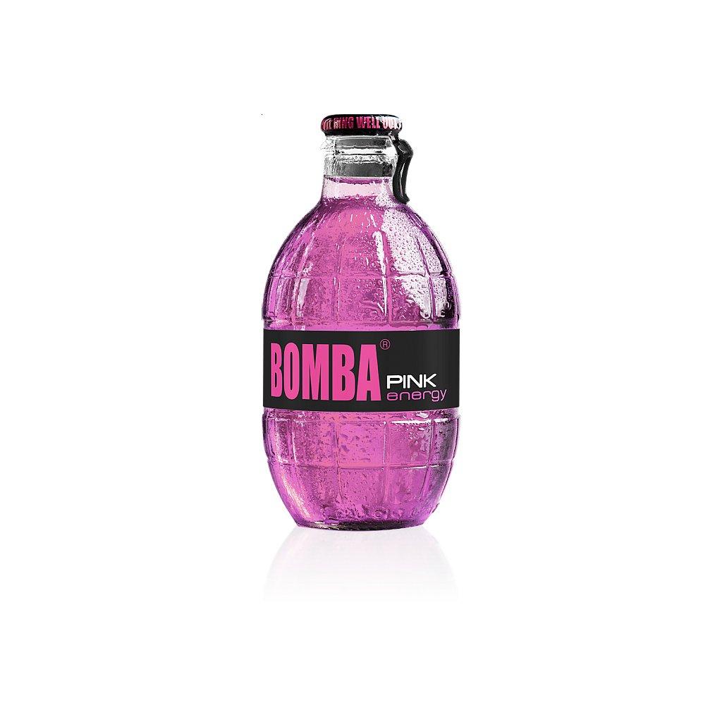 Energetický nápoj BOMBA! 250ml - Grapefruit