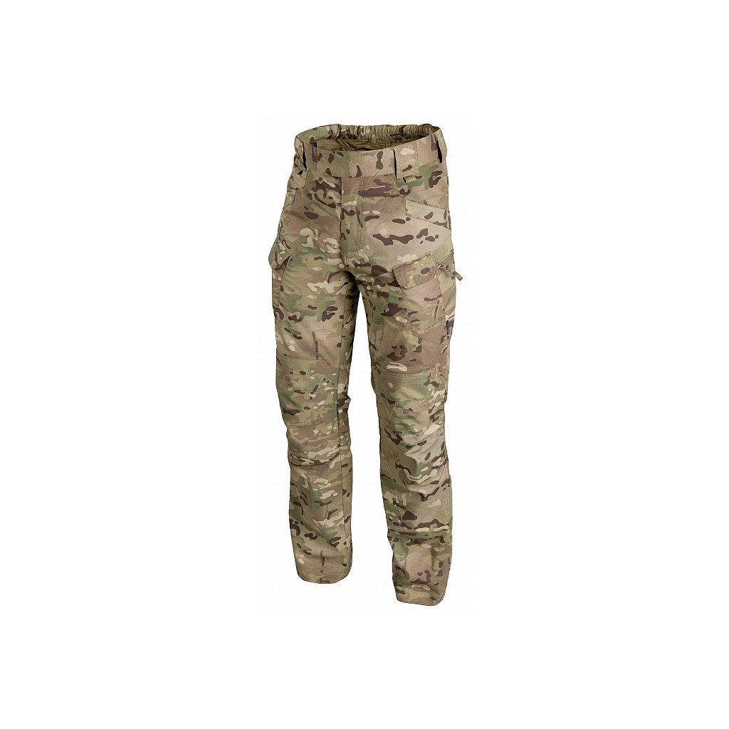 Taktické Kalhoty Helikon Urban Tactical UTP Rip Stop Camogrom