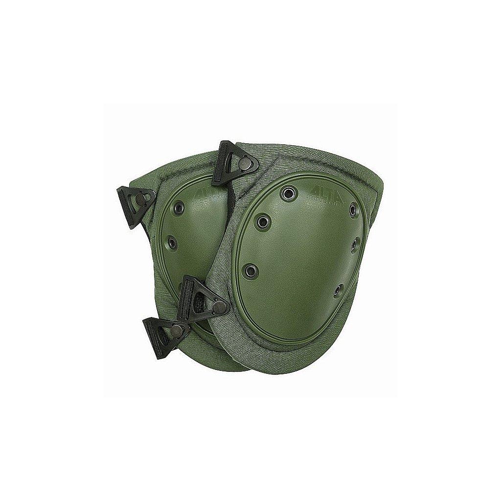 Chrániče kolen ALTA Flex LOK Olive Green