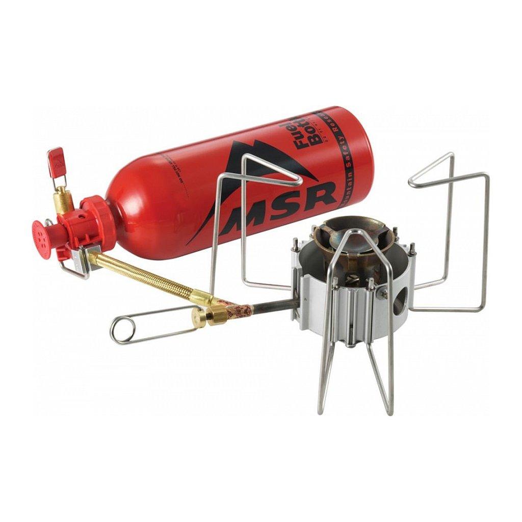 Benzínový vařič MSR DragonFly Combo