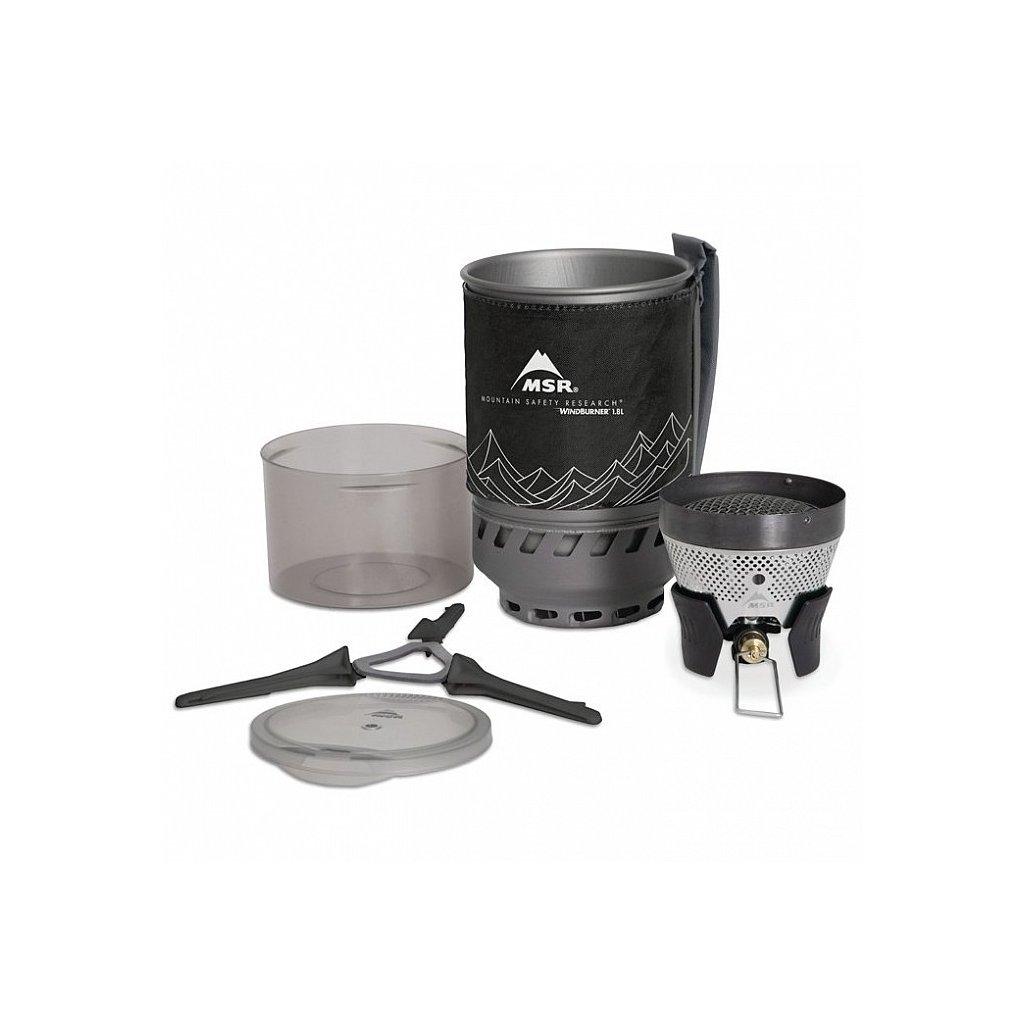 Plynový vařič MSR WindBurner 1.8L