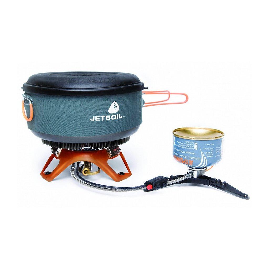 Plynový vařič Jetboil Helios