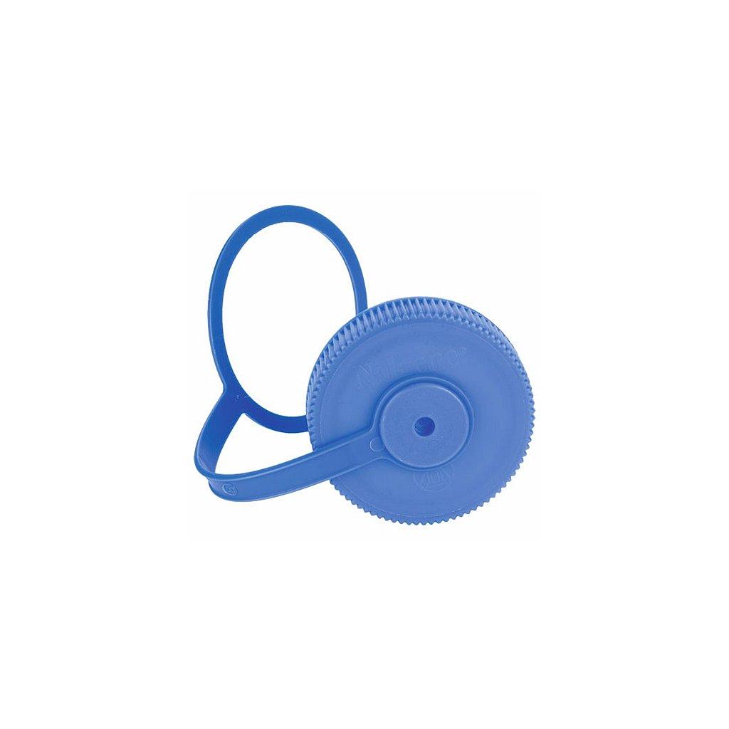Nalgene Wide Mouth Náhradní Víčko 63mm Modré