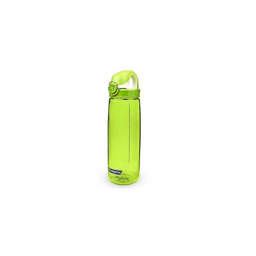 Láhev Nalgene OTF 650ml Emergency Green