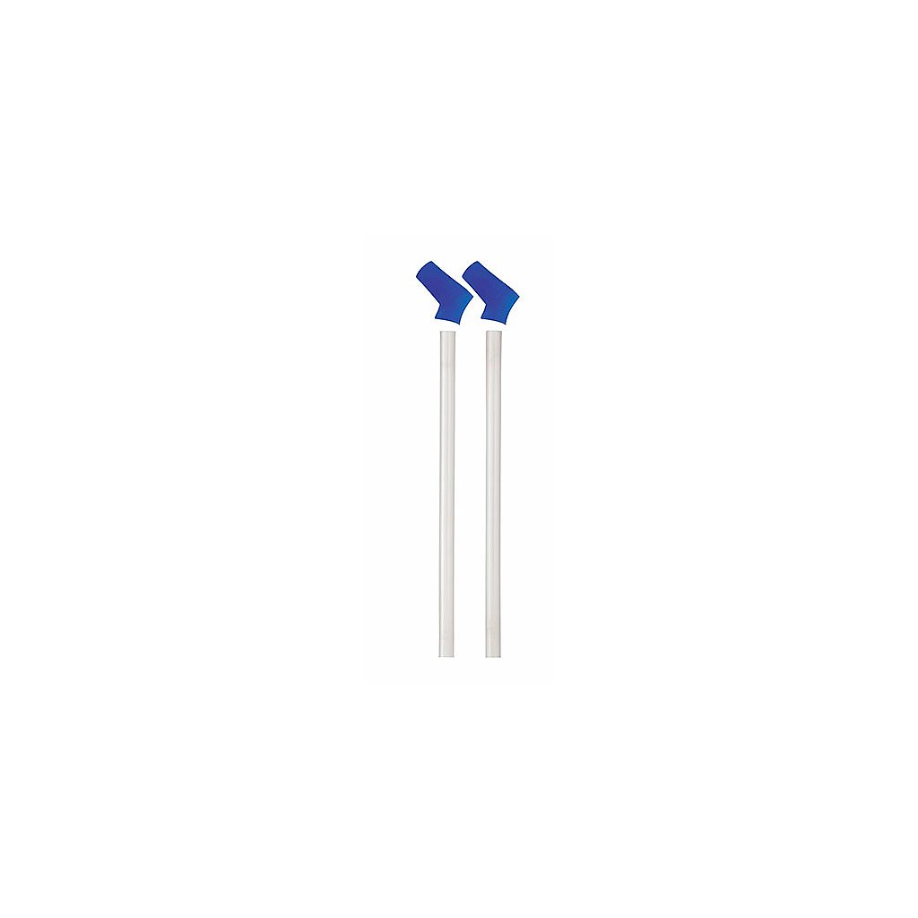 Camelbak Eddy 2 modré koncovky + 2 brčka