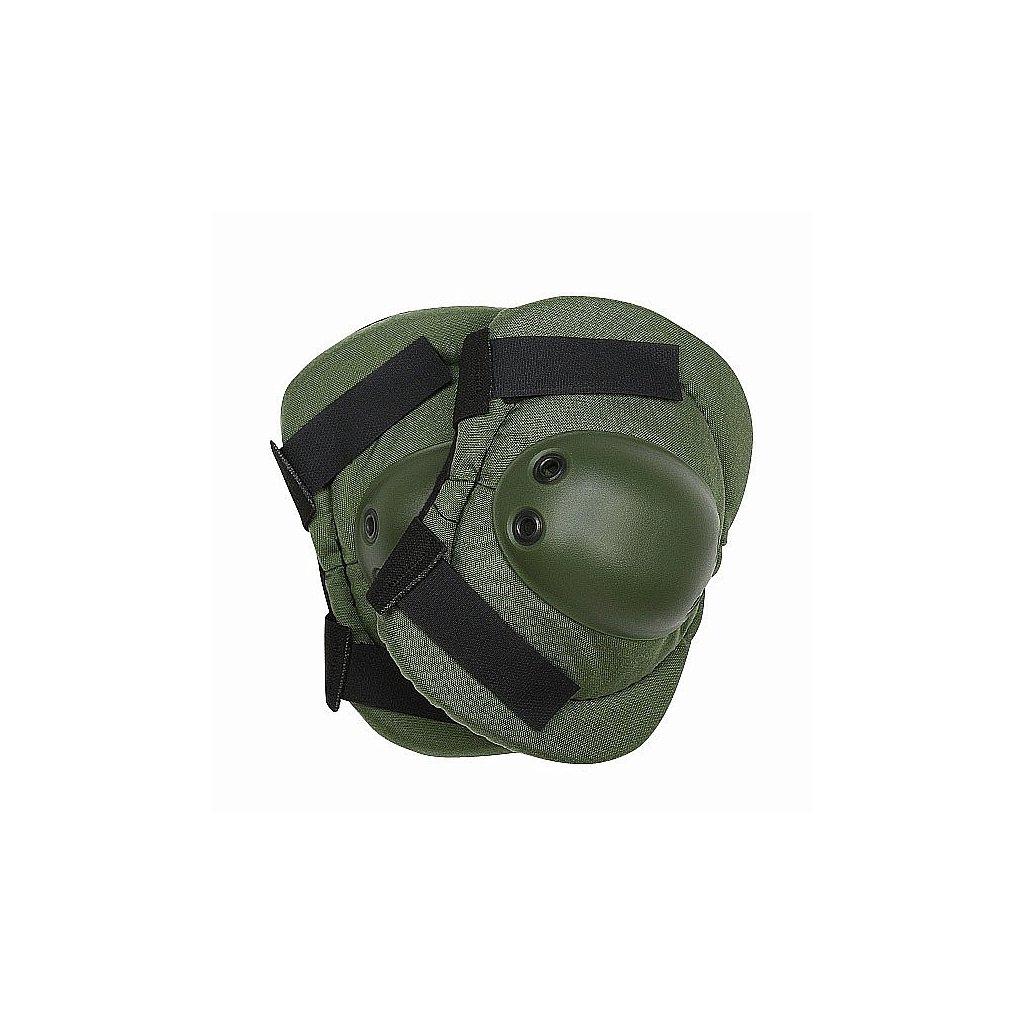 Chrániče loktů ALTA Flex Olive Green