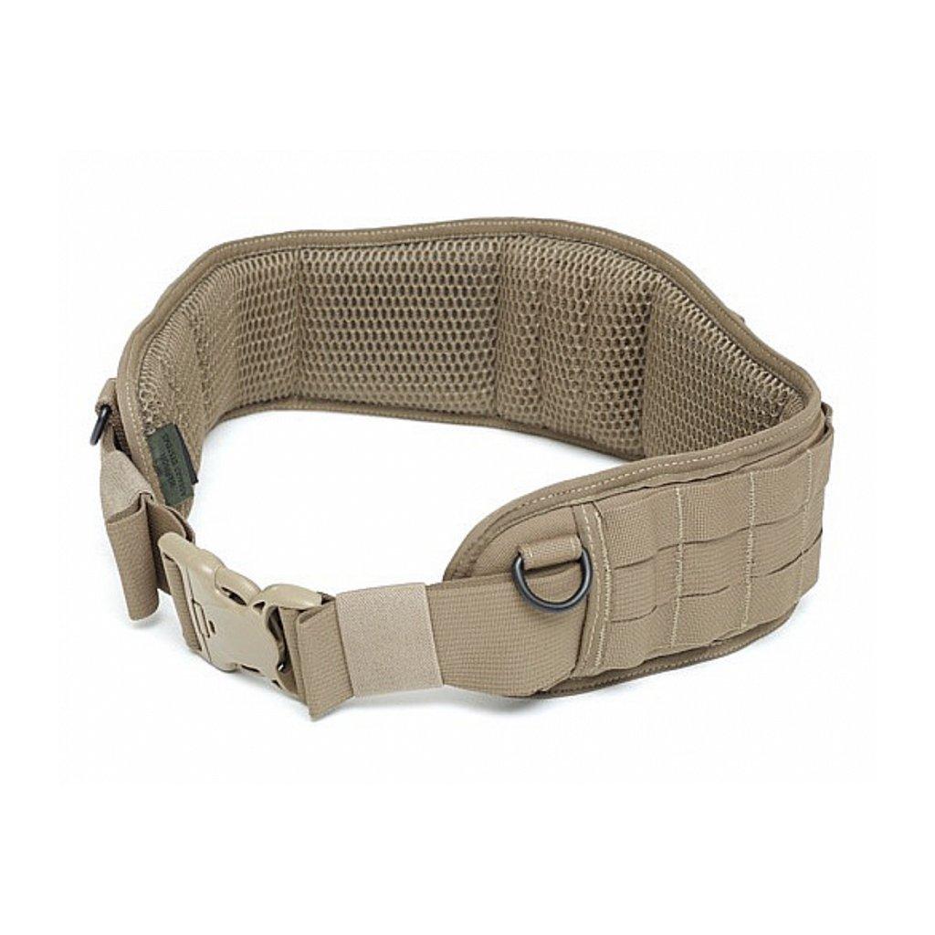 Opasek Warrior Patrol Belt MOLLE Coyote Brown