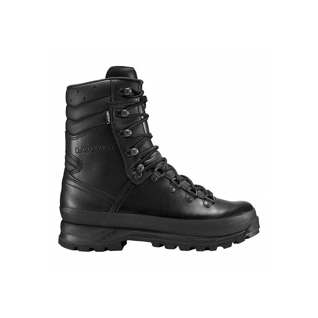 Lowa Combat Boot GTX Černé