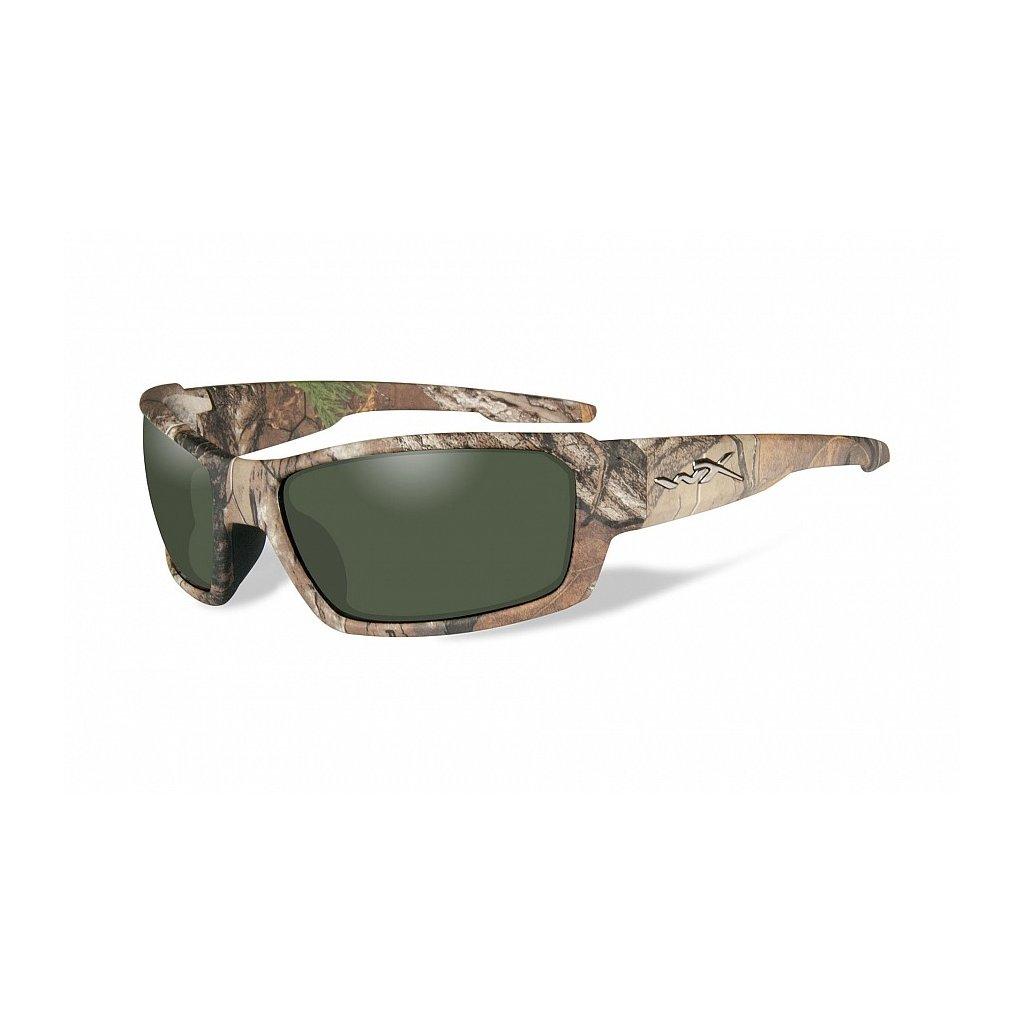 Střelecké Brýle Wiley X Rebel Tree Camo Green Polarizační