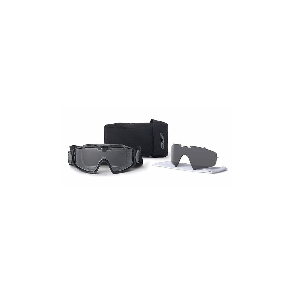 Taktické Brýle ESS Influx AVS Black