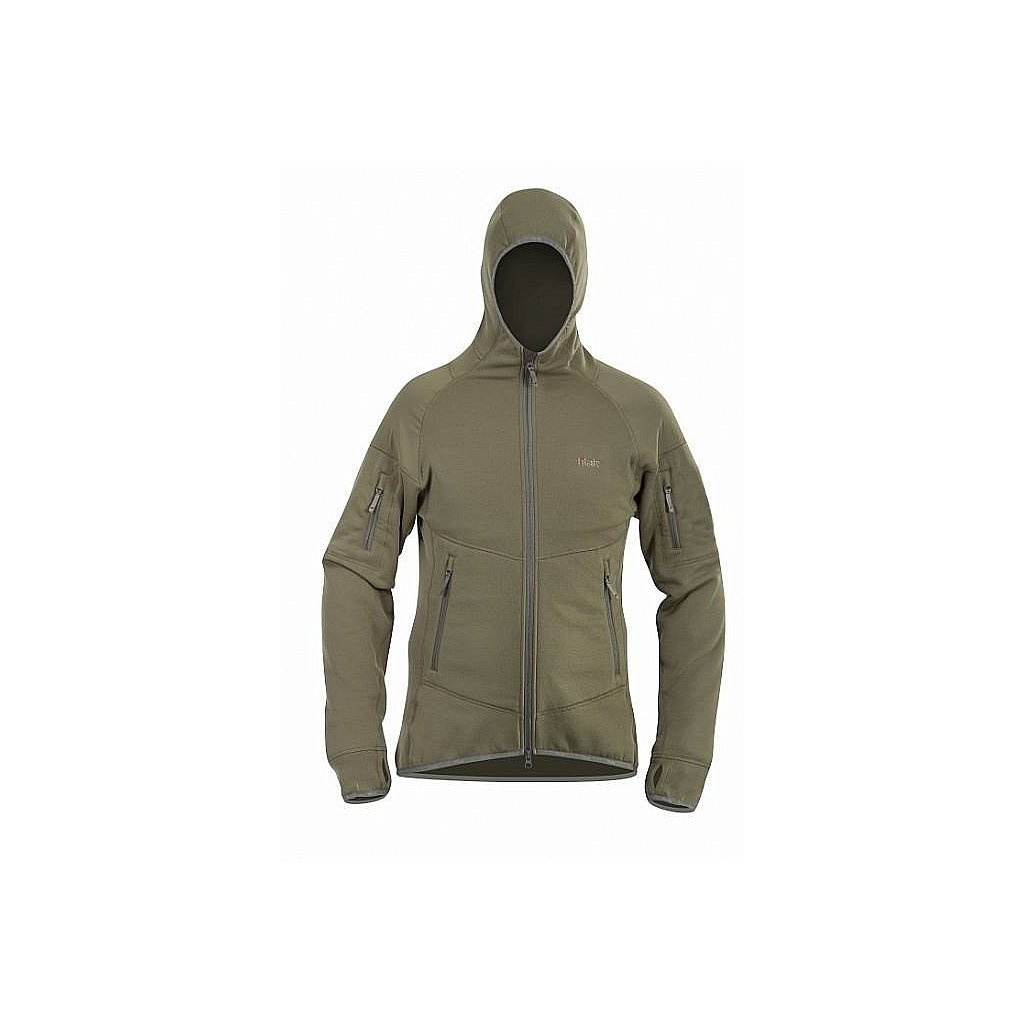 Funkční mikina Tilak Military Gear Femund Polartec® khaki